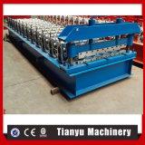 Rodillo de Cangzhou Tianyu que forma el equipo para el rodillo de la hoja del material para techos que forma la máquina