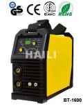 Machine van het Lassen van de Impuls MMA van de Omschakelaar MCU van gelijkstroom de Digitale (BT-1600)