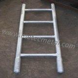 Verticale Ladder voor de Steiger van het Systeem Ringlock