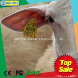 134.2kHz de dierlijke Volgende Markering van het Oor EM4305 RFID