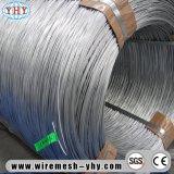L'électro a galvanisé le fil de relation étroite de construction