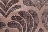 Tissu de Chenille visqueux teint par PC de qualité (fth31945)
