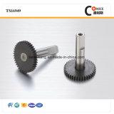 ISO-Fabrik CNC-maschinell bearbeitenwischer-Schaufel-Welle für Hauptanwendung