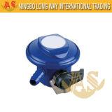 Régulateur de basse pression avec l'usine de sûreté de mètre