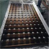Comitato interno ed esterno decorativo del metallo del taglio del laser dei comitati degli schermi