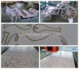 CNC Router voor de Reclame van de Acryl Plastic Materialen van de Gravure