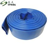 Proveedor de PVC de gran diámetro de manguera de riego de disposición plana