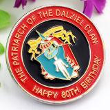 Les fabricants de pièces commémoratives de la conception personnalisée pièces de métal Médaille d'honneur de réplique