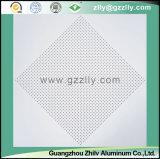 Plafond en aluminium de vente directe d'usine de genre différent