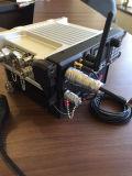 Manpack beweglicher Radio 30-88MHz/50W mit hoher Fähigkeit-Batterie