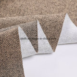 Tessuto organico tinto filato normale della tela di base di 100% per la tessile domestica
