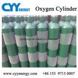 Бесшовных стальных азота аргона и CO2 кислородный баллон