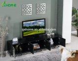 Cabina de lujo de la sala de estar TV del diseño moderno con el espejo