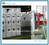 Switchgear elétrico elétrico do gabinete de distribuição da potência do interruptor das unidades principais do anel