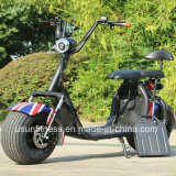 強力な緑Three Wheel Mobility 01のスクーター- 60V 1500wattのブラシレスモーター