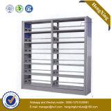 Puder-Beschichtung-Stahlmetallzahnstangen-Archivierungs-Metallschrank (HX-ST196)