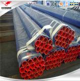 Tubo de acero soldado espiral negro laminado en caliente del tubo del acero de carbón del diámetro grande del producto ERW de China para el petróleo