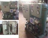 Sistema oleoso marino del separatore di acqua/trattamento della sentina con l'allarme
