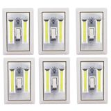 Battery Operated COB LED Battery Wireless Smart Light SWITCH