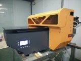 Máquina de impressão de vidro de madeira Flatbed UV do metal da impressora do diodo emissor de luz do Inkjet