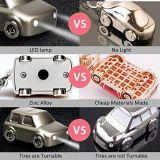 Мода дизайн цепочки ключей Car металлические уплотнительные кольца цепочки ключей