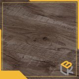Papier décoratif d'impression des graines en bois de chêne d'importation pour la surface de meubles, d'étage, de porte ou de garde-robe du fournisseur de Changzhou en Chine