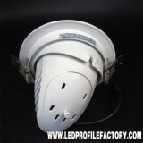 12W  15W  Dimmable  10  Inch  LED  Downlight
