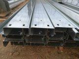 承認されるSGSの鋼鉄HのビームG350の部分に電流を通しなさい