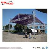 Ферменная конструкция плоской крыши низкой стоимости алюминиевая для выставки