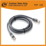 FTP RJ45 Cable UTP Cat5e/Cat6 Cable LAN Cable de red con Bc/ccs/CCA Conductor