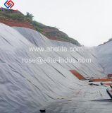 Производство 1,5 мм HDPE Geo мембрана с УФ защитой для захоронения