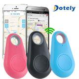 След GPS приспособления бирки локатора WiFi франтовским Bluetooth GPS Анти--Потерянный сигналом тревоги для Android iPhone