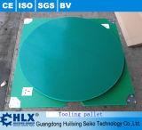 Palette imperméable à l'eau d'outillage de PVC