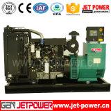 тепловозный генератор 30kVA открытый/молчком малый портативный тепловозный генератор