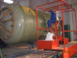 Composite Filament Winding Machines FRP GRP Tank or Vessel Machine Euqipment