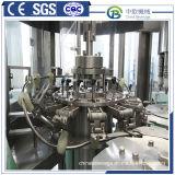Preço de fábrica garrafa de água mineral de enchimento de enxágüe da máquina de nivelamento