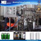 مصنع مباشرة آليّة ليّنة شراب جعة ألومنيوم علبة يملأ ويدرز آلة