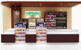 Contatore di verifica al minuto della Tabella dei contanti del negozio di alimentari da vendere
