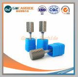 O carboneto de tungsténio rebarbas mãos ferramentas pernil de 1/4 polegada de 6 mm