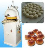 30g sfera della pasta del ~ 100g che producono a macchina industriale ciambella automatica che fa il forno della macchina che fa il divisore della pasta della strumentazione e più rotondo
