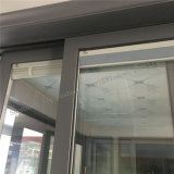 Portello scorrevole di vetro dell'otturatore della lega di alluminio