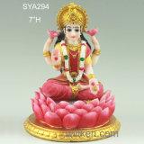 Het Hindoese Standbeeld van uitstekende kwaliteit van Boedha van de God Vrouwelijke