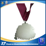 Colorful Running Sport Metal Medal with Enamel Software