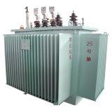 35kv fabbrica a bagno d'olio del trasformatore di potere di distribuzione di 3 fasi
