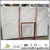 Preiswerte Qualitätsöstlicher/orientalischer weißer Marmor für Hotel-Fußboden-/Wand-Fliese-Dekor