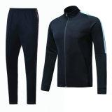 Куртки футбола Sportswear зимы осени, модель куртки команды футбола самая последняя, куртка следа футбола сезона людей новая