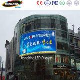 Energía el 50% P6 LED al aire libre a todo color de Saveing que hace publicidad de la visualización
