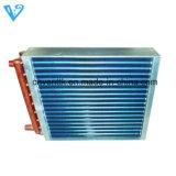 Buon scambiatore di calore Refrigerant dell'aletta del tubo di rame di qualità R134A