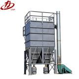 Fábrica de cimento os sistemas de extracção de poeiras do forno
