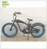 500Wモーターを搭載するMTBの脂肪質のタイヤの電気バイク